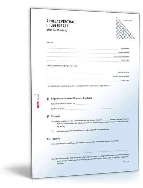 referenzschreiben pflegekraft muster arbeitsvertrag f 252 r pflegekraft muster zum