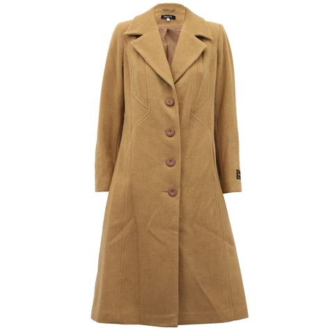 Jaket Coat Wool Winter Musim Dingin wool coat womens jacket fashion warm casual winter new ebay
