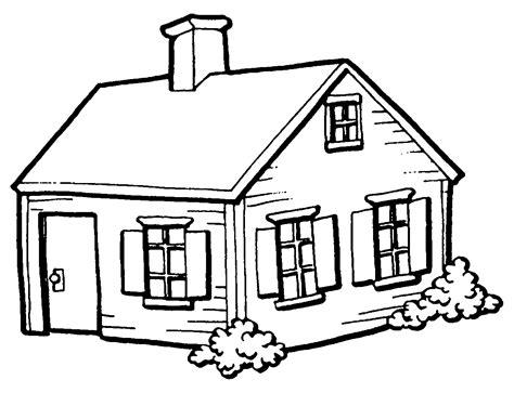 desenho de casas desenho para colorir casa