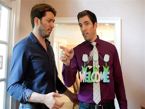 property brothers hgtv s property brothers bring the fun to home reno