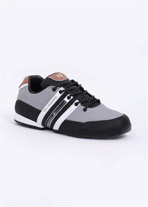 Sepatu Premium Adidas Y3 Yohji Yamamoto adidas y 3 sprint trainers grey black