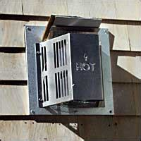 Fireplace Outside Air Vent by Selecting A Gas Fireplace Fireplaces Wood Stoves Hvac