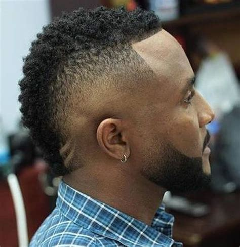 faux hawk hairstyle black boy black men haircuts 85 best hairstyles for black men and boys