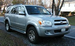 2006 Toyota Sequoia Towing Capacity Cars Truck 20 1 2008 27 1 2008