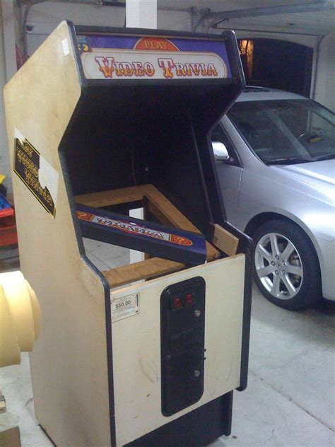 building your own arcade cabinet for geeks part 1 the