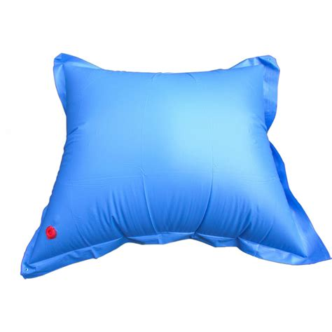 heavy duty 4 x 4 winterizing air pillow for above ground