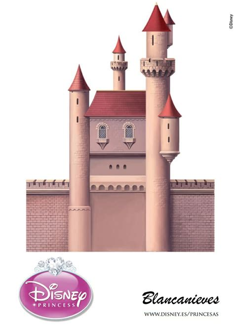 Canon Papercraft Castle Of Snow White Free Paper - 476 best fairytale snow white images on snow