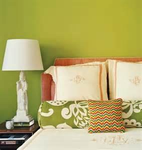 lime green paint eclectic bedroom benjamin moore