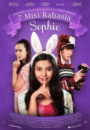 film rahasia cinta wikipedia 7 misi rahasia sophie wikipedia bahasa indonesia