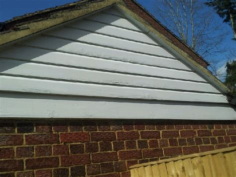 Shiplap Cladding Upvc shiplap upvc cladding in crowthorne berkshire