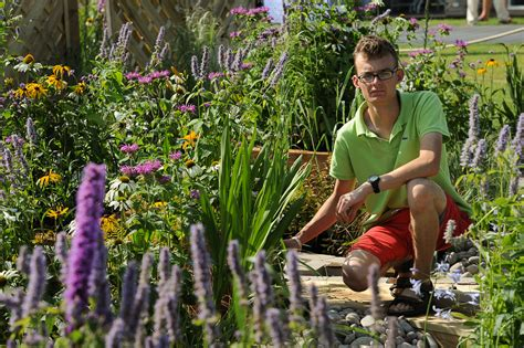 The Gardener by Reaseheath Landscape Gardener Wins Place In National