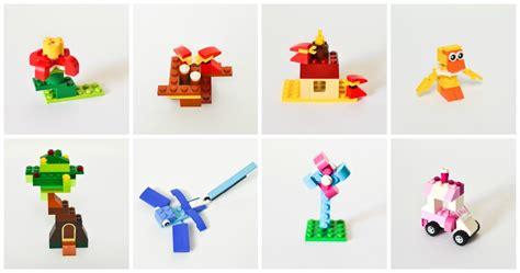 spring lego projects  easter egg hunt  basket adventure   box