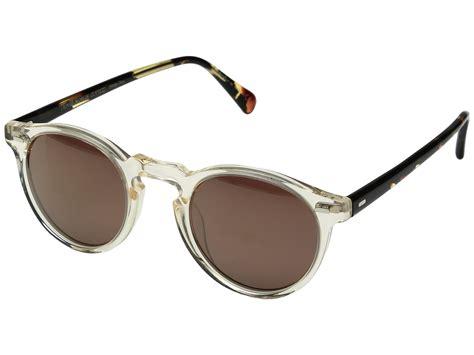 Kacamata Frame Premium Vintage Oliver Ndg Tortoise oliver peoples gregory peck sun at luxury zappos