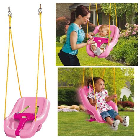 little tikes 2 in 1 swing little tikes 2 in 1 snug and secure swing pink vidaxl co uk