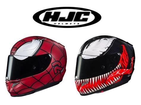 Hjc Rpha 11 Venom By Bv Motoshop dva superheroja u hjc liniji kaciga moto berza