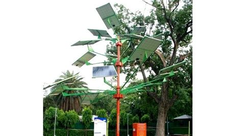 solar power tree the solar power tree developed by the science ministry