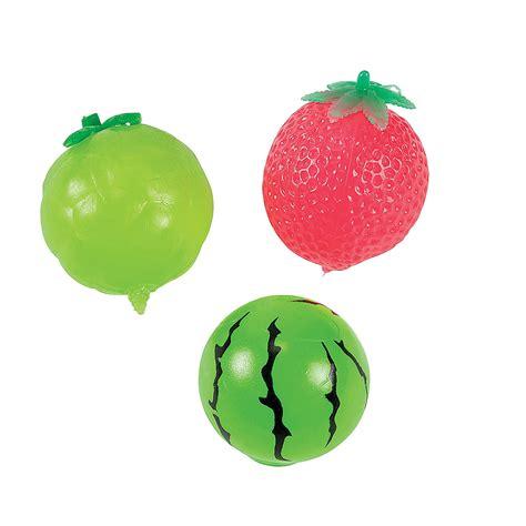 fruit splat fruit splat balls putty squishy toys novelty toys