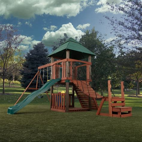 swing set kits lowes playscape ideas on pinterest pirate ships home depot