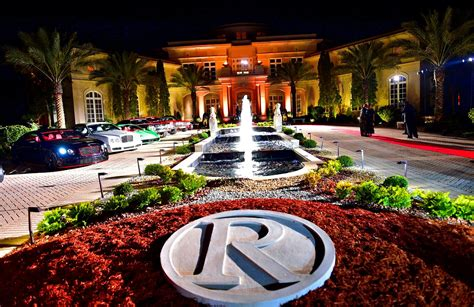rick ross house rick ross birthday party in his 309 room mansion drillking