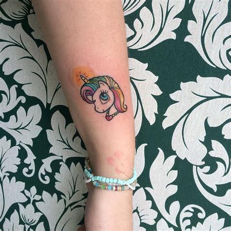 imagenes de tatuajes de wendy 25 tatuajes de unicornios que querr 225 s hacerte hoy mismo