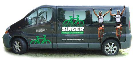 Folienbeschriftung Fahrrad by Allgaier Werbung Fahrzeugwerbung