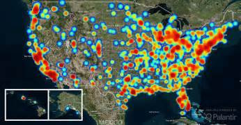 human trafficking map united states the facts polaris