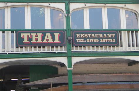 thai boat house eating in stratford upon avon coffee shops to 5 star restaurants