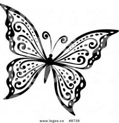 Butterfly clipart black and white free clipartsgram com