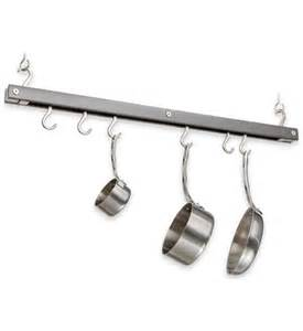 Hanging Bar Pot Rack Hanging Pot And Pan Rack In Hanging Pot Racks