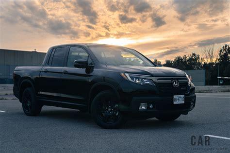 2017 honda ridgeline black edition review 2017 honda ridgeline black edition canadian auto