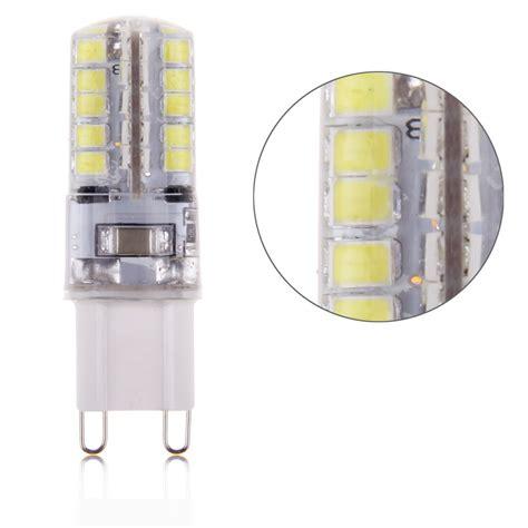 G9 Led Light Bulb 40w 4x G9 Led Bulb 4w 40 Led High Brightness 30w 40w Halogen Bulb Replacement New Ebay