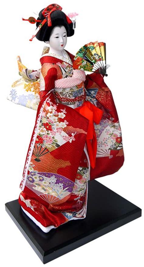 Boneka Geisha Jepang Av japanese vintage doll in beautifull kimono japanese kimono dolls catalogue japanese