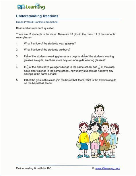 worksheet fraction worksheets word problems worksheet