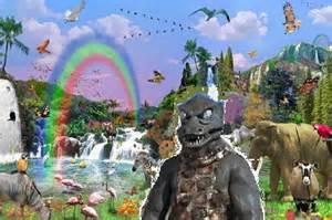Garden Of The Gods Ufo Reptilians In The Garden Memes And Genes