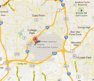 Atlanta Airport Car Rental On Site Cost 2 Drive Hartsfield Jackson Atlanta International