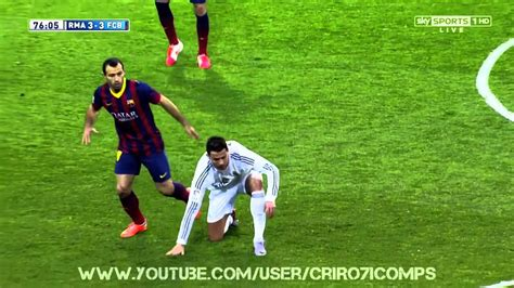 Barcelona Home 13 14 cristiano ronaldo vs barcelona home 13 14 hd 1080i by criro7i 1