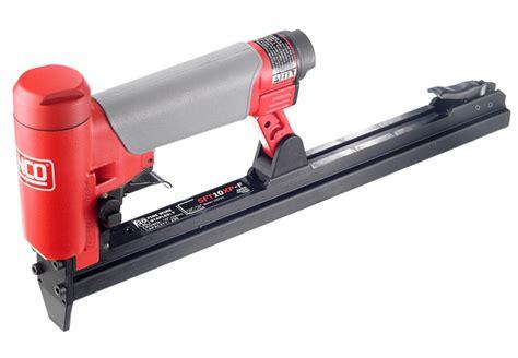 Senco Upholstery Stapler by Senco Sft10xp F Wire Stapler