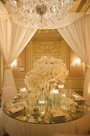 white and gold table l pink black white gold table setting