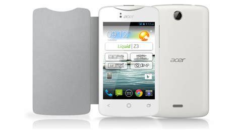 Hp Acer Liquid Z3 Android acer des pr 233 cisions sur l interface du liquid z3 224 89 euros