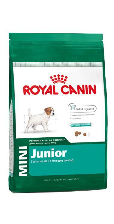 Dogfood Royal Canin Mini Junior 2kg mini junior food royal canin