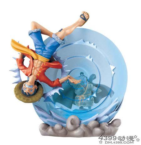 Original One Logbox Fishman Island Of Luffy Jinbei megahouse海贼王 骚乱的鱼人岛篇 4399动漫网