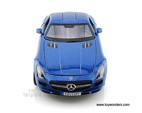Diecast Maisto 1 18 Mercedes Sls Amg Top mercedes sls amg top 36196bu 1 18 scale maisto