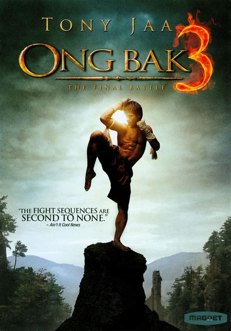 film ong bak completo ong bak 3 movie trailer reviews and more tv guide