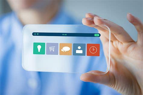 thin transparent film  improve electronics