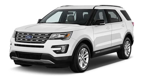 2017 Jeep Grand Cherokee Vs 2017 Ford Explorer