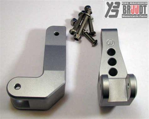 Tiefer Legen In Englisch by Bruudt Cnc Machined Special Parts Sozius Fu 223 Rasten