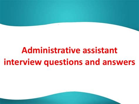 skills for administrative assistant resumes amitdhull co