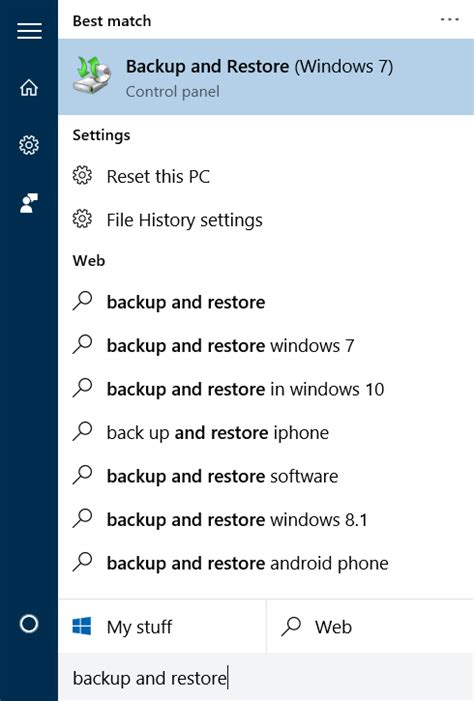 how to backup and restore companyweb in small business server 2008 how to create system image in windows 10