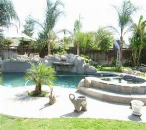 Backyard with pool landscaping ideas home design ideas