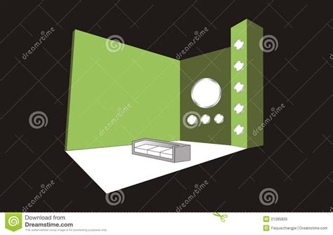 free photo booth layout design booth design royalty free stock photo image 21285825